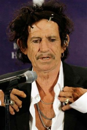 People Keith Richards