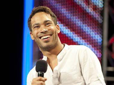 X Factor Danyl