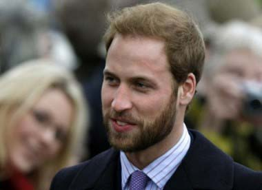 BEARD Prince William