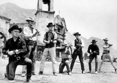 REMAKE The Magnificent Seven