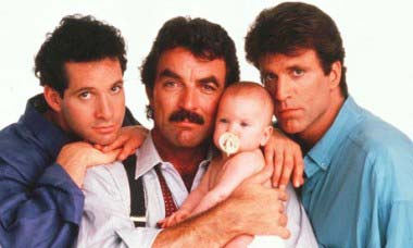 REMAKES Three men and a baby