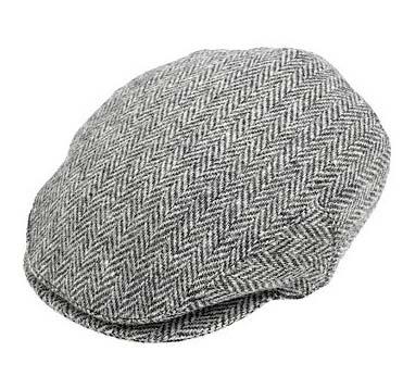 Tweed Flat Cap