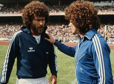 BEARDS Paul Breitner