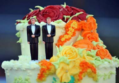 US-POLITICS-GAY MARRIAGE
