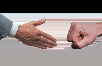 Fist bimp