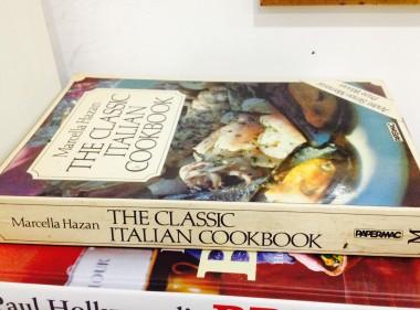 Classic Italian Cookbook