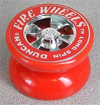 Duncan Fire Wheel