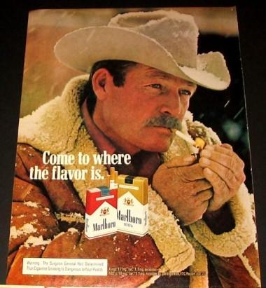 JACKET Marlboro Man