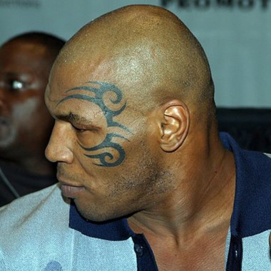 Mike Tyson tatt