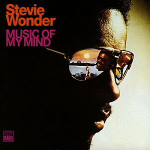 STEVIE Music of my Mind