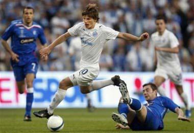 Britain Soccer UEFA Cup Final