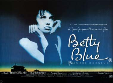 POSTER Betty Blue