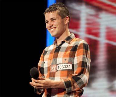 X Factor Joseph
