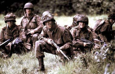 BAND OF BROTHERS ACTUAL