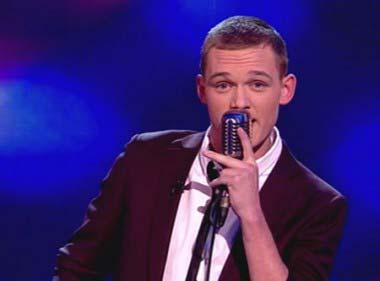X Factor Scott