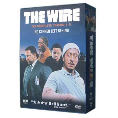 The Wire box set