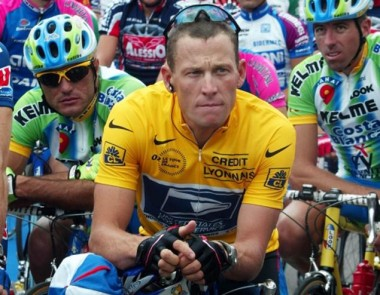 Lance Armstrong MAIN