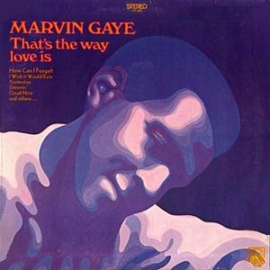 MARVIN That's the way love is