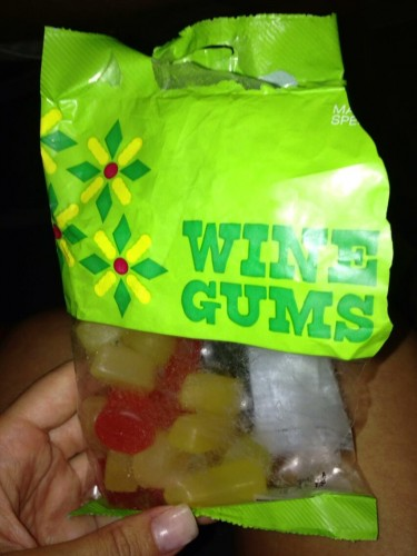 M&S Wine Gums