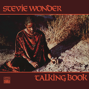 STEVIE Talking Book