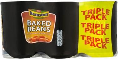 TIN Branston Beans